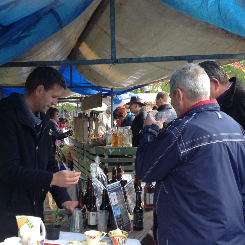 foto van Brouwerij Poort op de Tuinmarkt