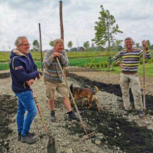 Hoptuin Brouwerij Poort op Landgoed Kleine Vennep